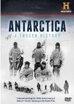 Antarctica - A Frozen History (DVD): Robert Falcon Scott