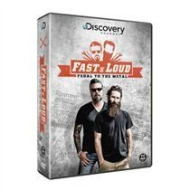 Fast N' Loud: The Pedal to the Metal Collection (DVD):