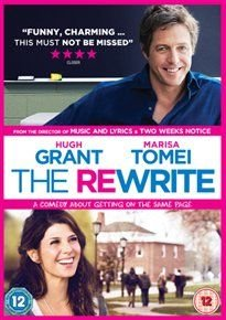 The Rewrite (DVD): Aja Naomi King, Caroline Aaron, Allison Janney, Maggie Geha, Marisa Tomei, Chris Elliott, Annie Q., Hugh...