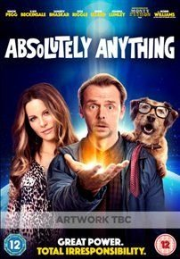 Absolutely Anything (DVD): Kate Beckinsale, Terry Gilliam, Robin Williams, Sanjeev Bhaskar, John Cleese, Michael Palin, Joanna...