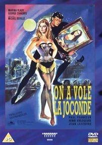 On a Volé La Joconde (French, DVD): Alberto Bonucci, George Chakiris, Mino Doro, Umberto D'Orsi, Paul Frankeur, Margaret...