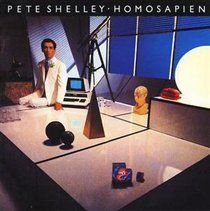Pete Shelley - Homosapien (CD, Imported): Pete Shelley