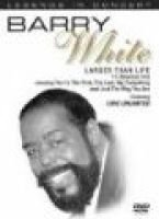 Barry White - Legends In Concert (DVD): Barry White