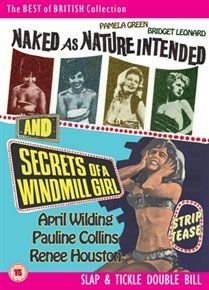Naked - As Nature Intended/Secrets of a Windmill Girl (DVD): Pamela Green, Bridget Leonard, Angela Jones, Petrina Forsyth,...