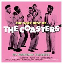 The Very Best of the Coasters (CD): The Coasters