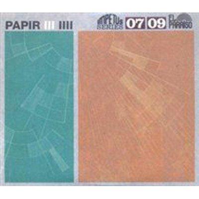 Papir - III/IIII (CD): Papir