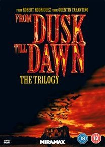 From Dusk Till Dawn Trilogy (DVD): Harvey Keitel, George Clooney, Quentin Tarantino, Juliette Lewis, Cheech Marin, Fred...