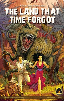 The Land That Time Forgot (Paperback): Edgar Rice Burroughs