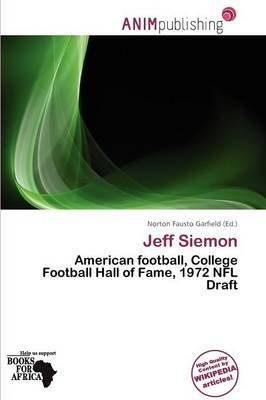 Jeff Siemon (Paperback): Norton Fausto Garfield