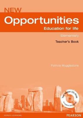 Opportunities Global Elementary Teacher's Book Pack NE (Paperback): Patricia Mugglestone