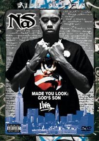 Nas: Made You Look - God's Son Live (DVD):