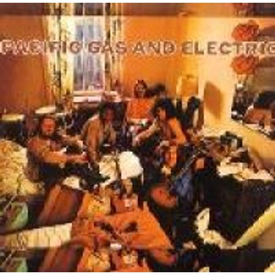 Pacific Gas & Electric (CD, Imported): Pacific Gas & Electr
