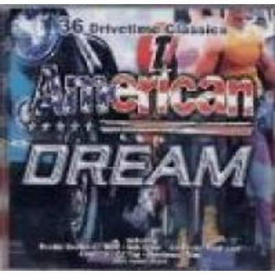 Various - American Dream 40 Drivetime Classics (CD): Various