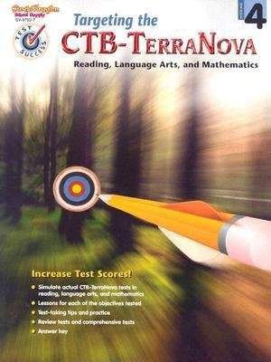 Targeting the Ctb/Terranova - Reproducible Grade 4 (Paperback): Various