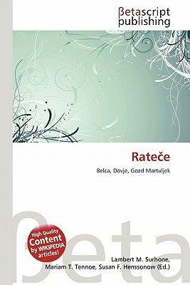 Rate E (Paperback): Lambert M. Surhone, Mariam T. Tennoe, Susan F. Henssonow