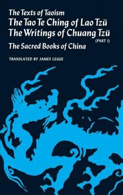 The Texts of Taoism, Part I (Electronic book text): James Legge