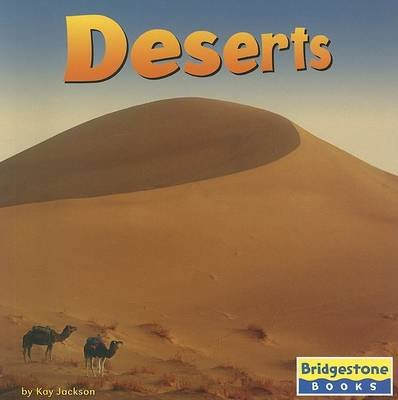 Deserts (Paperback): Kay Jackson