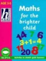 Maths for the Brighter Child - Age 3-5 (Paperback, Reissue): Sue Barraclough