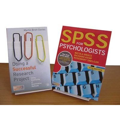 Spss for Psychologists Doing a Successfu (Paperback): N. Brace
