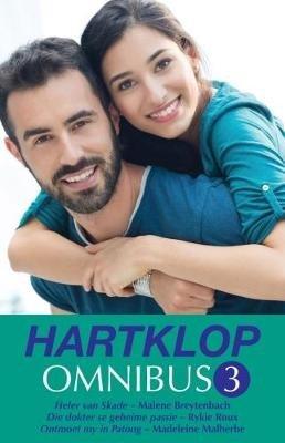 Hartklop Omnibus 3 (Afrikaans, Paperback): Malene Breytenbach, Rykie Roux, Madeleine Malherbe