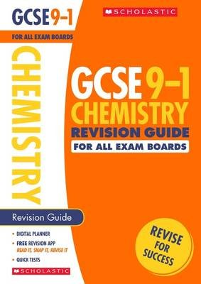 Chemistry Revision Guide for All Boards (Paperback): Mike Wooster