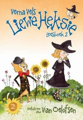 Liewe Heksie, Leesboek 2 (Afrikaans, Paperback): Verna Vels