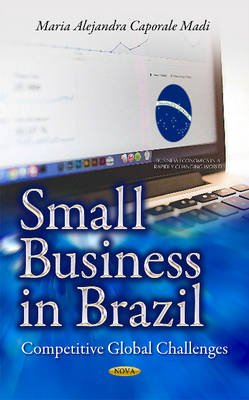 Small Business in Brazil - Competitive Global Challenges (Hardcover): Maria Alejandra Caporale Madi
