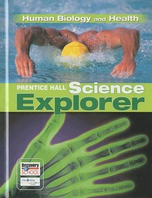 Human Biology and Health - Book D (Hardcover): Prentice Hall