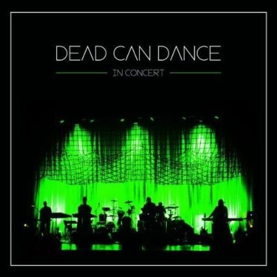 Dead Can Dance - In Concert (CD): Dead Can Dance