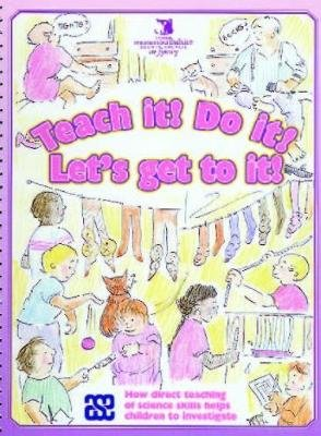 Teach it! Do it! Let's Get to it! (Paperback): Anne Goldsworthy, HOLMES/MARTIN