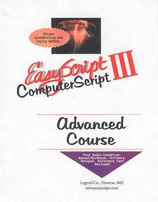 Easyscript/ Computerscript, No. 2 (Spiral bound): Leonard D. Levin