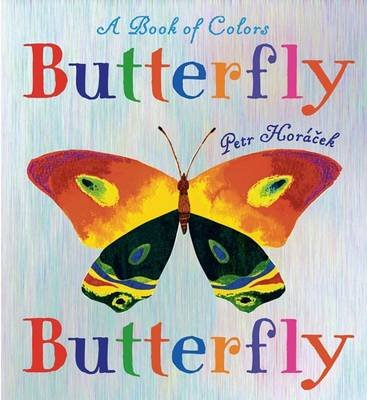 Butterfly Butterfly - A Book of Colors (Hardcover): Petr Horacek