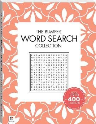 The Bumper Wordsearch Collection (Paperback): Hinkler Books Hinkler Books