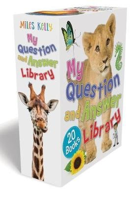 My Question and Answer Library Box Set (Paperback): Miles Kelly