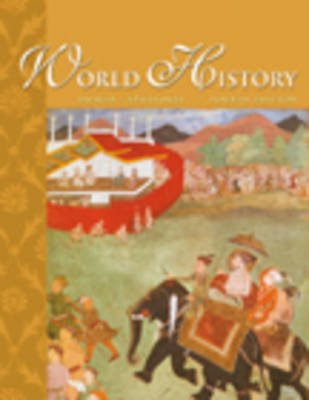 World History (Hardcover, 4th Revised edition): William J. Duiker, Jackson J Spielvogel