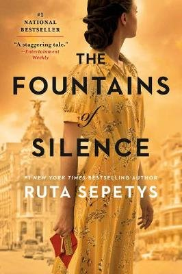 The Fountains of Silence (Paperback): Ruta Sepetys