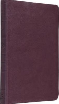ESV Gift Bible (Leather / fine binding):