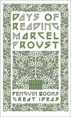 Days of Reading (Paperback): Marcel Proust