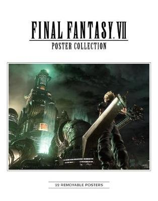 Final Fantasy Vii Poster Collection (Paperback): Square Enix Square Enix