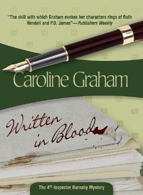 Written in Blood (Paperback): Caroline Graham