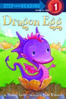 Dragon Egg (Hardcover): M. Loehr