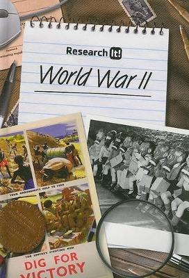 World War II (Hardcover): Andrew Langley