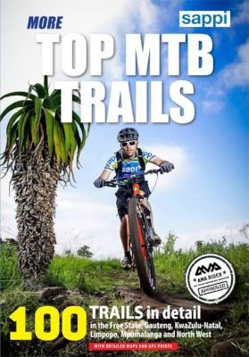 More top mountain bike trails (Paperback):