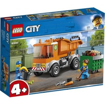 Other Lego Building Toys Lego City Great Vehicles Garbage Truck