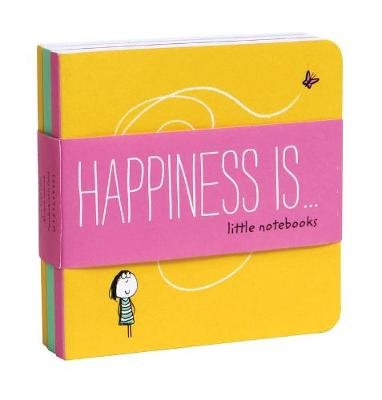 Happiness is . . . Little Notebooks (Notebook / blank book): Lisa Swerling, Ralph Lazar