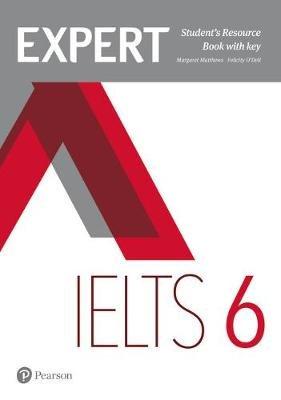 Expert IELTS 6 Students' Resource Book with Key (Paperback): Margaret Matthews