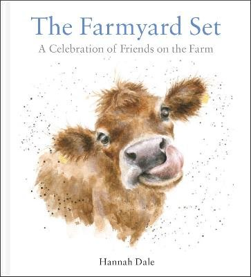 The Farmyard Set (Hardcover): Hannah Dale