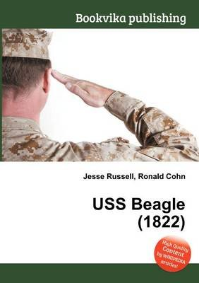 USS Beagle (1822) (Paperback): Jesse Russell, Ronald Cohn