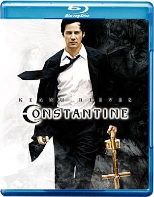 Constantine (Region A Import Blu-ray disc): Keanu Reeves, Rachel Weisz, Shia LaBeouf, Djimon Hounsou, Max Baker, Gavin...