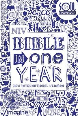 NIV Soul Survivor Bible in One Year (Electronic book text): New International Version